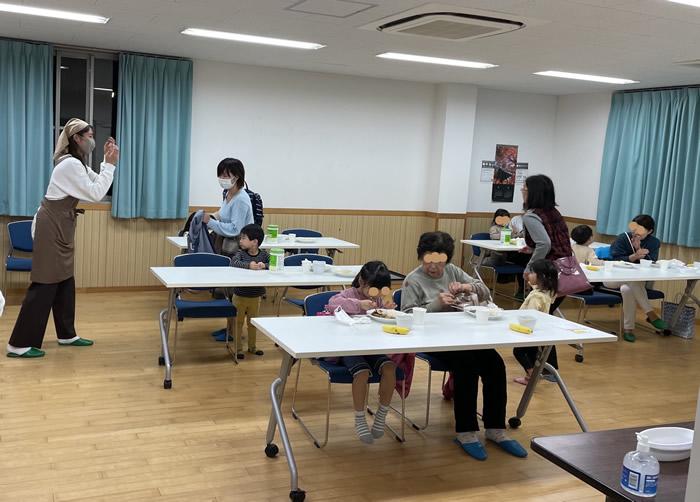 渋谷区こどもテーブル「ささはたっこ」